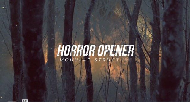 Horror Opener Titles
