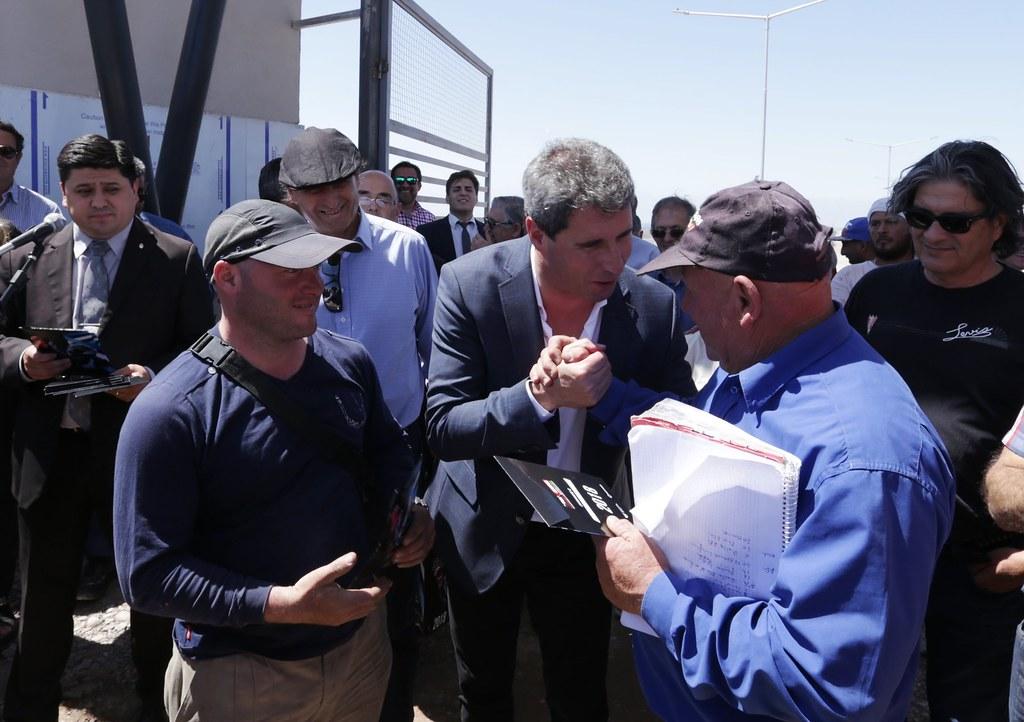 2018-10-05 PRENSA: Finalizacion Obras Autodromo el Villicum
