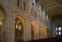 00687 Eglise abbatiale Sainte-Trinité de Lessay - Photo of Bolleville