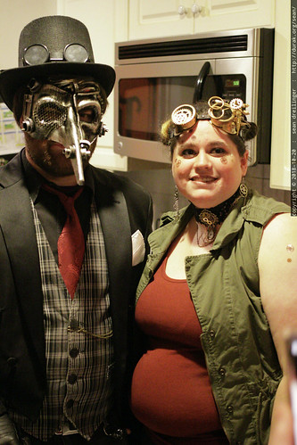 Chelsea & Brian's 2nd Annual Halloween Party 2018    MG 5914