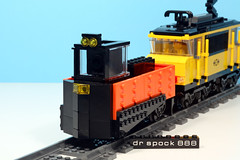 Train Cam Snow Plow