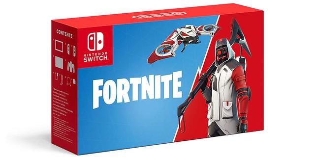 Nintendo Switch フォートナイト バトルロイヤル セット