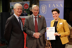 Luke March, HRH The Duke of Gloucester, Pippa Jacob
