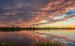North Woodmere Sunset 2