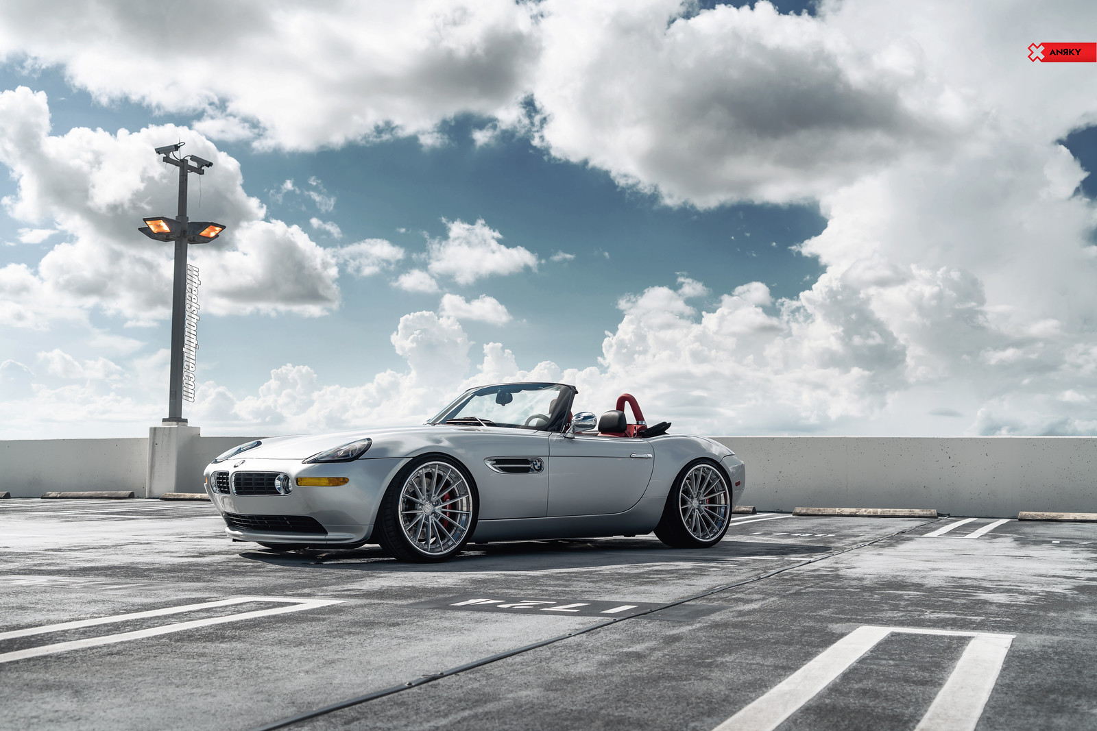 Rocket Launchers And Oil Slick Not Included Bmw Z8 On