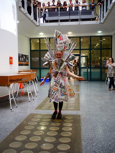 Paper Fashion Parade - 5