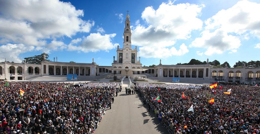 Visita do Papa Francisco ao Santuário de Fátima