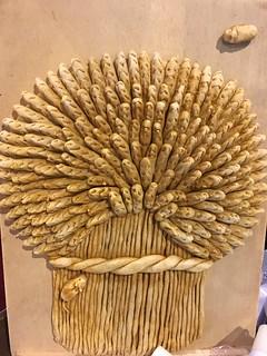 Wheat sheave