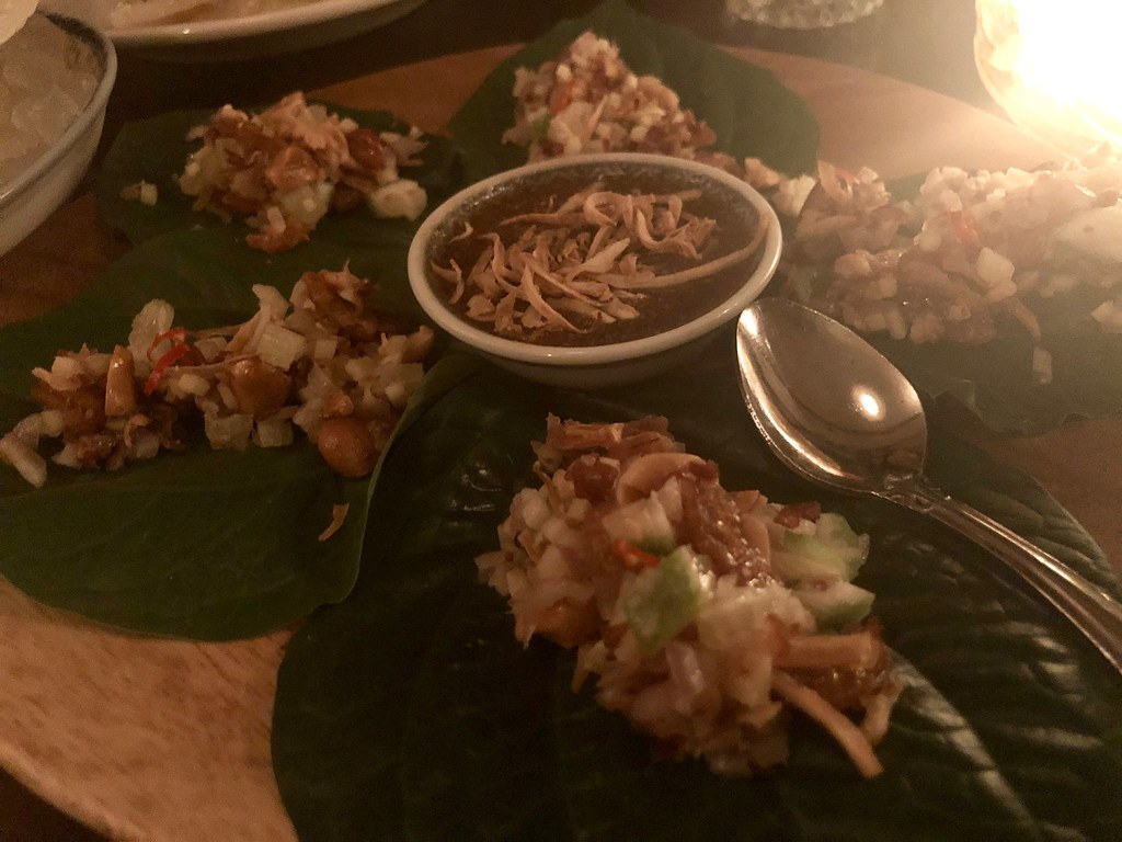 NYC - Uncle Boons: Mieng Kum