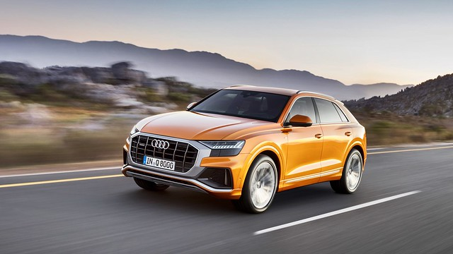 Comprar Audi Q8