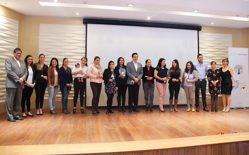 Inauguración de Sala de Apoyo a la Lactancia Materna del Ministerio de Educación