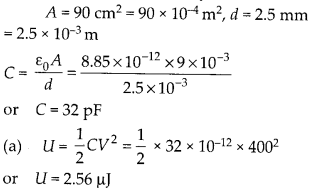 NCERT Solutions for Class 12 Physics Chapter 2 Electrostatic Potential and Capacitance 026