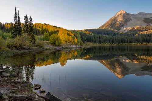 2018 colorado lostlake september dawn morning sunrise