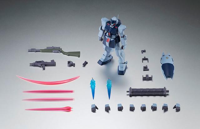 超高人氣量產機登場!ROBOT魂《機動戰士鋼彈0080 口袋中的戰爭》RGM-79SP 吉姆狙擊型II(ジム・スナイパーII) ver. A.N.I.M.E.