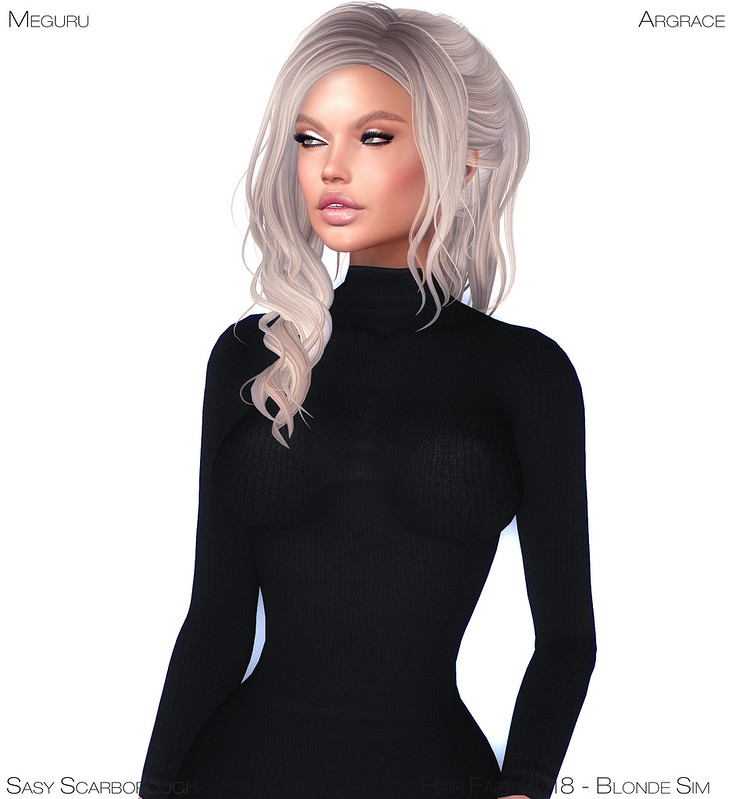Hair Fair 2018 - Argrace - Meguru