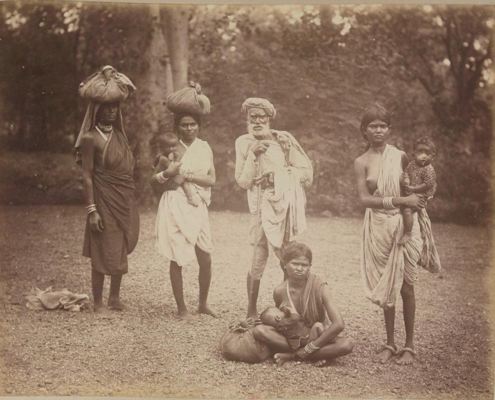Бедные индийцы