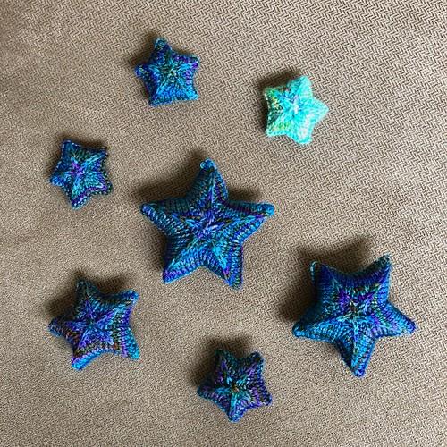 Scintillation stars