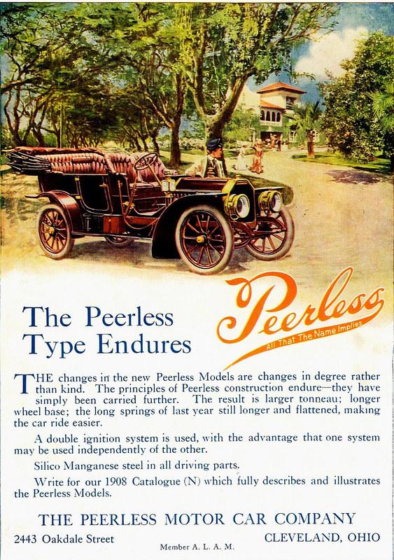 1908 Peerless
