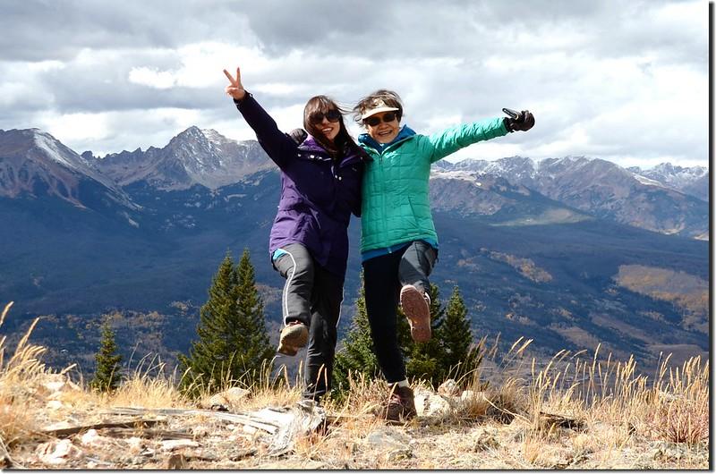 Taken from Ptarmigan Peak Trail near 11,600 ft (85)