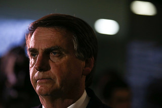 If unlawful campaign activities are proven, Bolsonaro could be ineligible to run for eight years - Créditos: Fábio Rodrigues Pozzebom/Agência Brasil