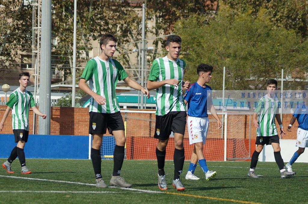 Juv A CE St Gabriel - CF Peralada