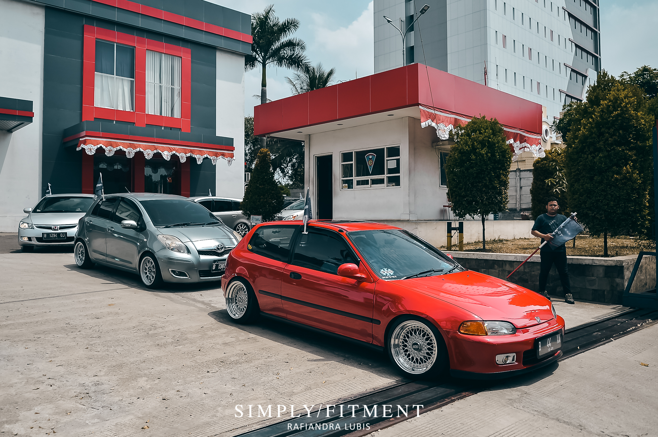 INTERSPORT AUTOSHOW PROPER CAR CONTEST DEPOK 2018