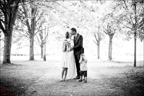 Huwelijk Lindsay & Tim