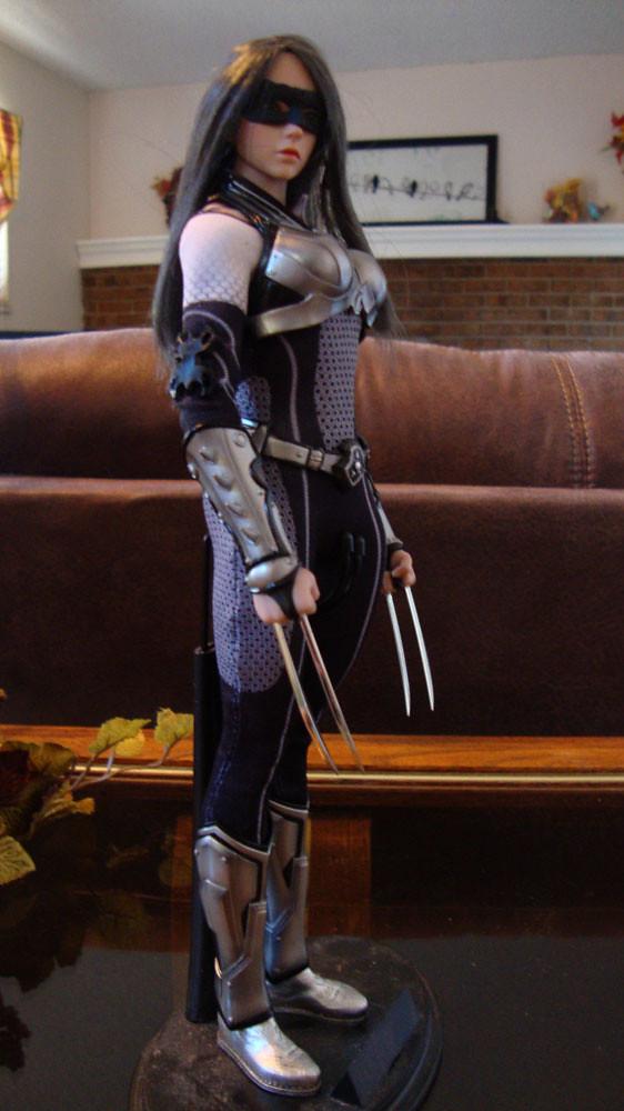 X-23 Wolverine Updated 44656879415_4d3cee54c6_b