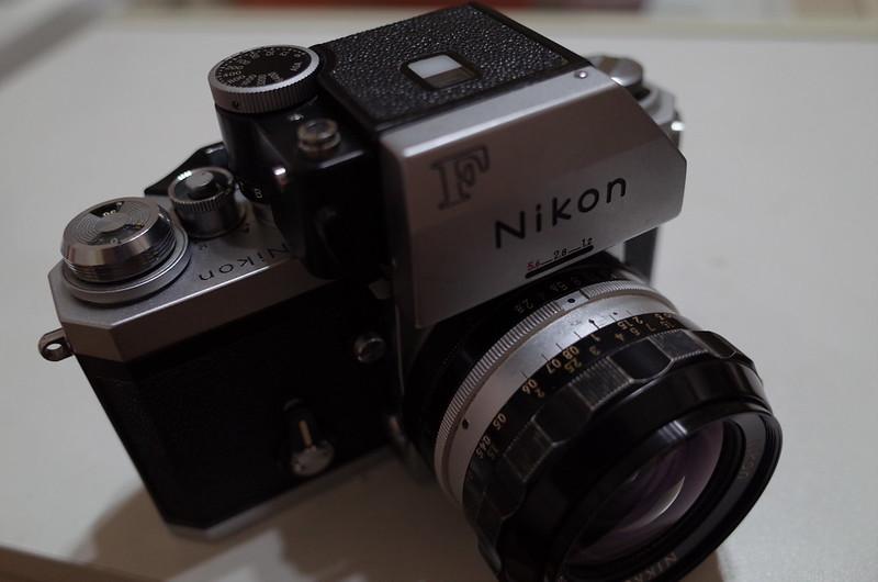 Nikon F フォトミックFTN外観