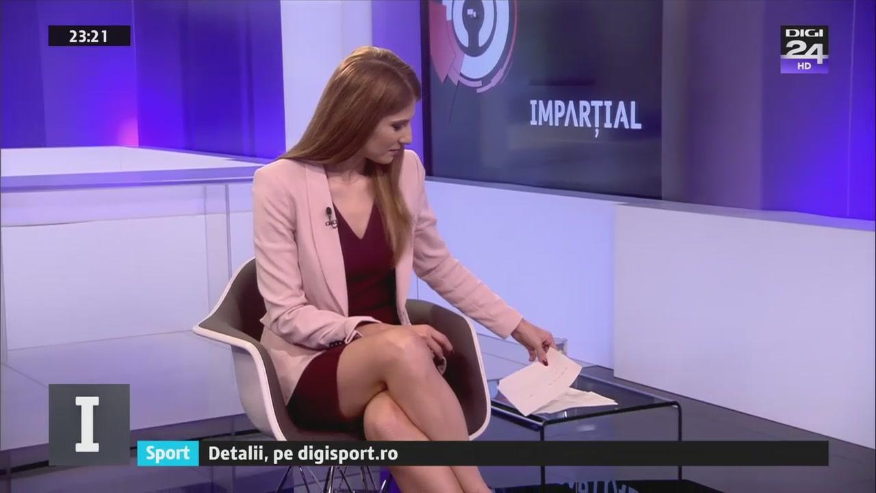 Mariana Pop, imparțială și frumoasă în același timp