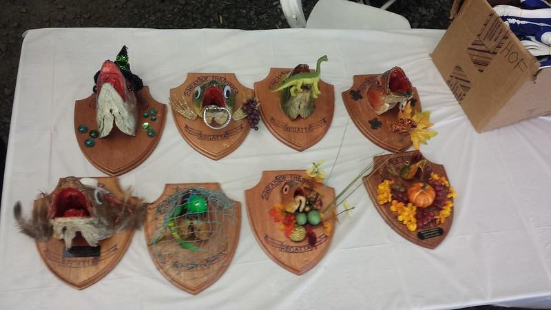 Fish Head trophies