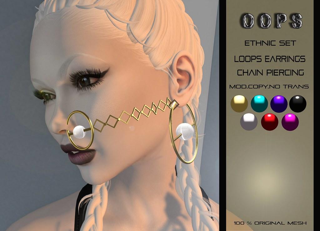 ::OOPS:: Ethnic Set