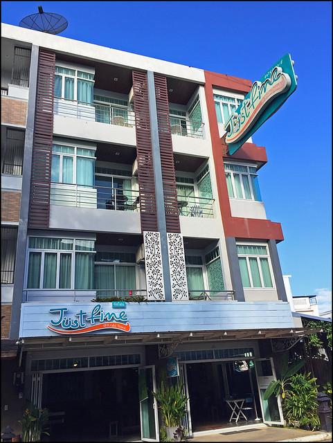 Just Fine Hotel, Krabi Town
