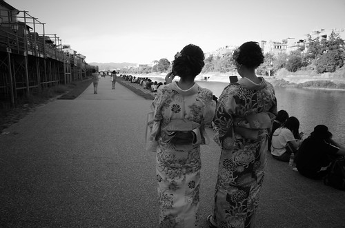 Kyoto monochrome 12