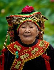 Woman in Kunming