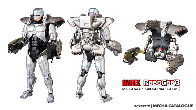 MAFEX RoboCop (RoboCop 3)