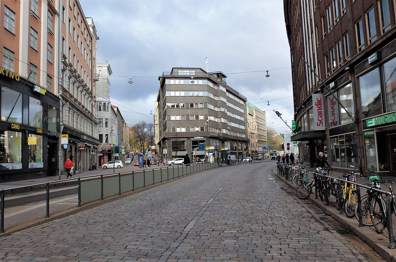 Осенняя прогулка по Хельсинки