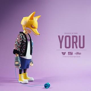 "J.T studio YORU - 8"" Vinyl Series"