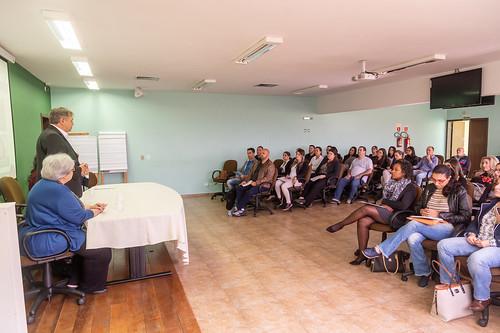 Curso de Formação de Tutores da Região Sul do Projeto Aedes na Mira