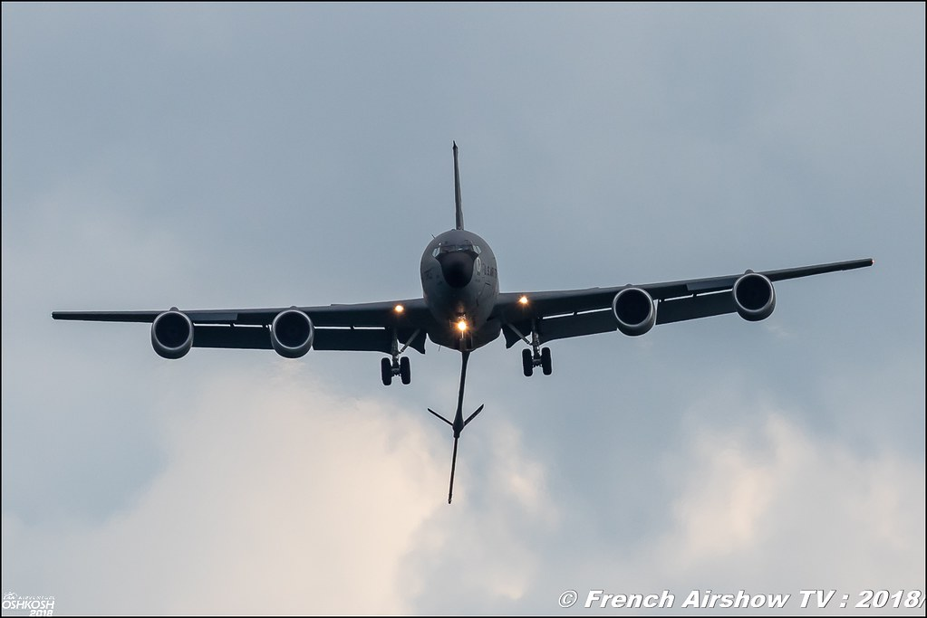 AFRC 70th Anniversary KC-135 USAF EAA Oshkosh 2018