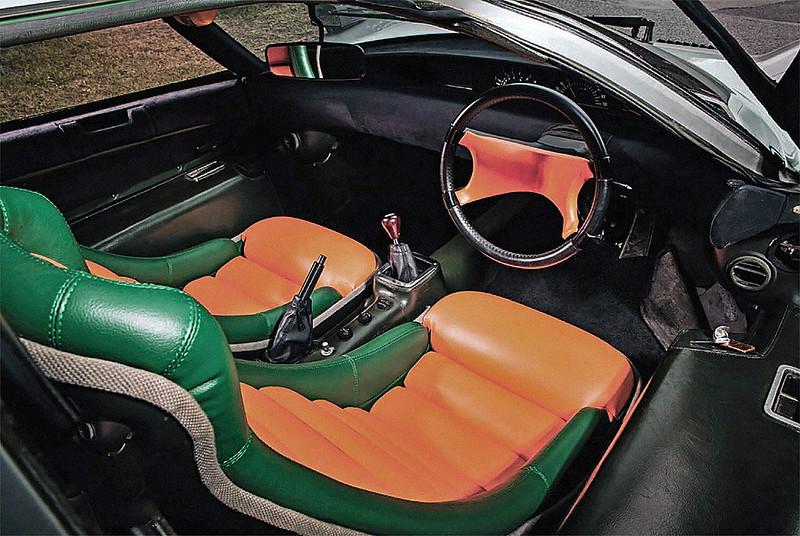 1970 MAZDA RX500 CONCEPT