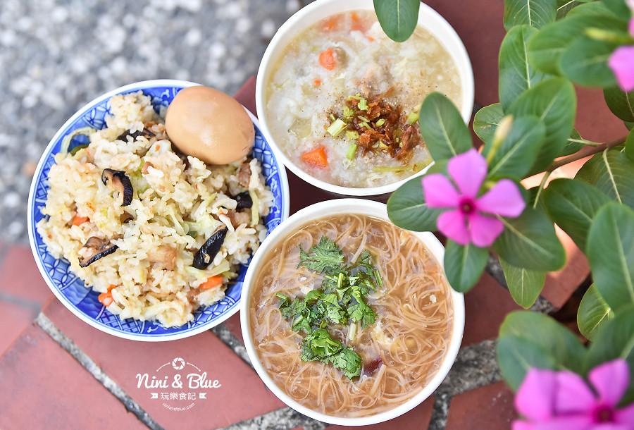 港心麵線糊 伸港 鹿港 彰化美食 高麗菜飯09