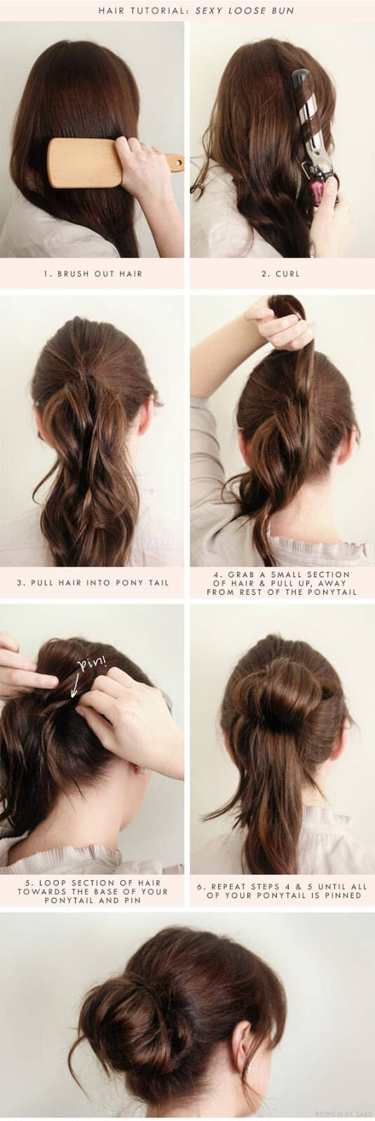 Best Adorable Bun Hairstyles 2019-Inspirations That 4