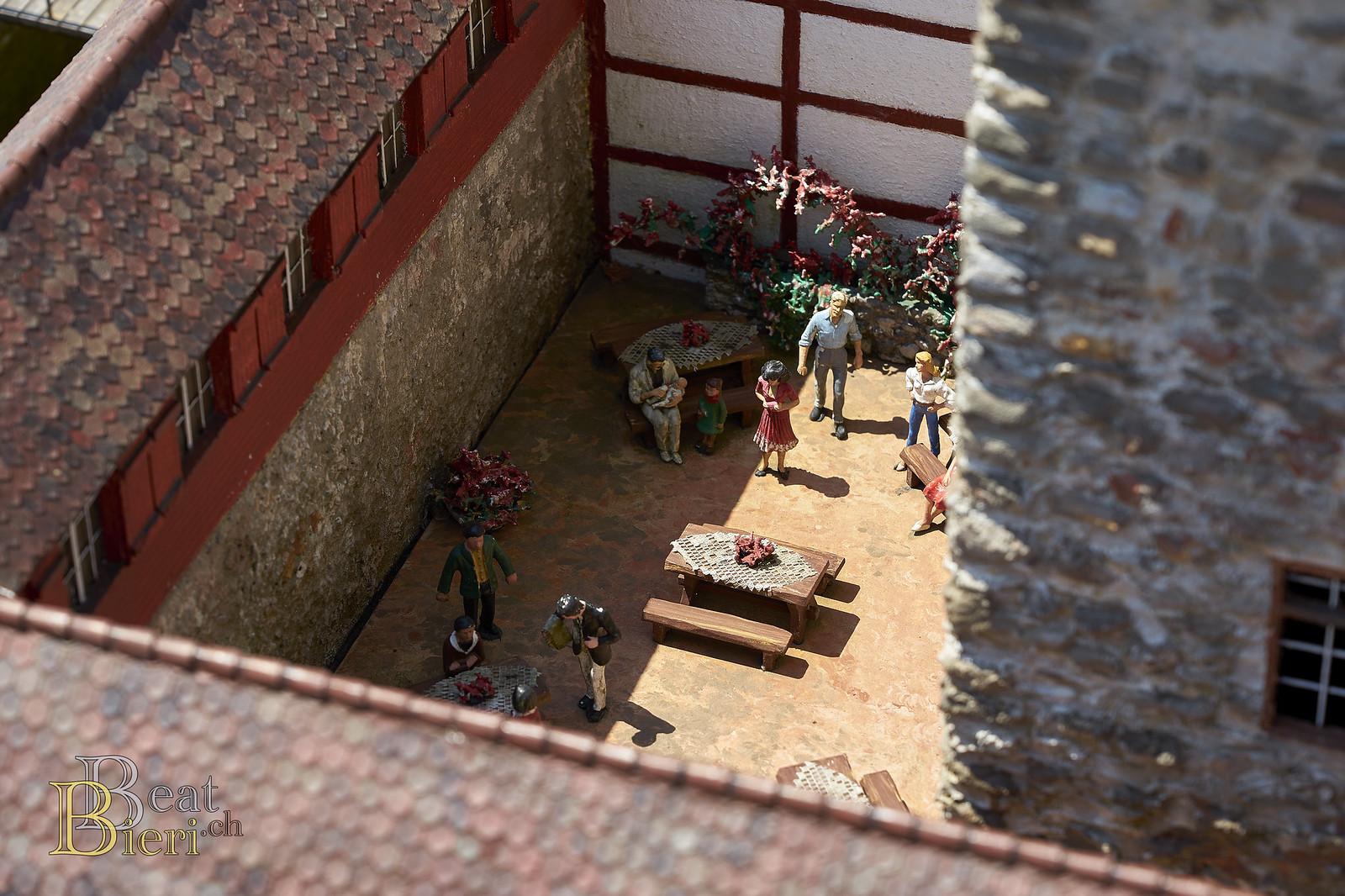 Vorhof Swiss Miniature