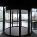 New automatic doors to the Discovery Terrace at the Library of Birmingham