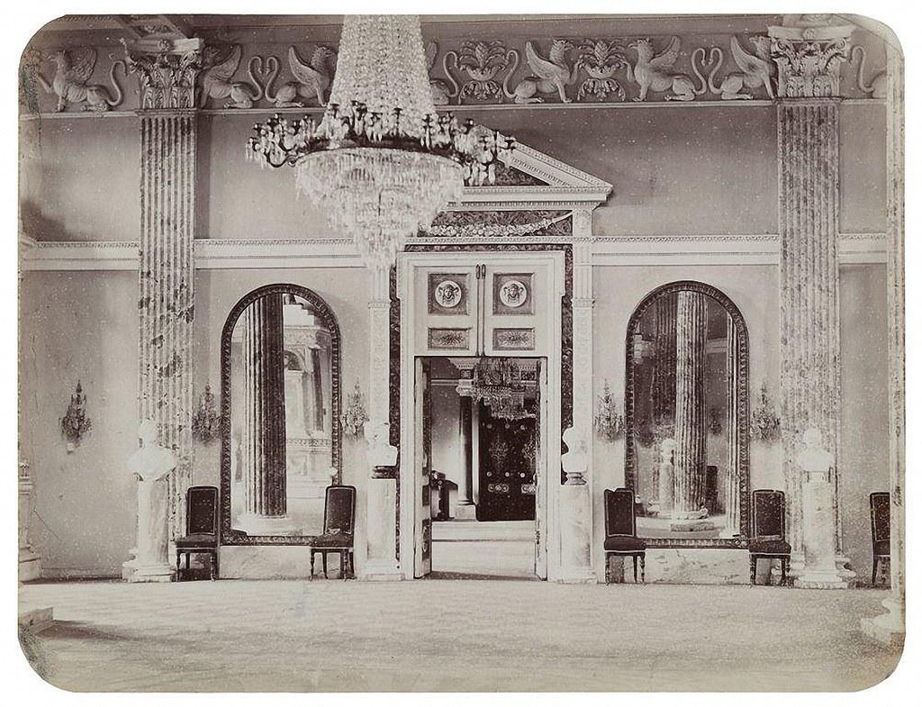 Останкинский дворец. Египетский павильон. 1868-1870