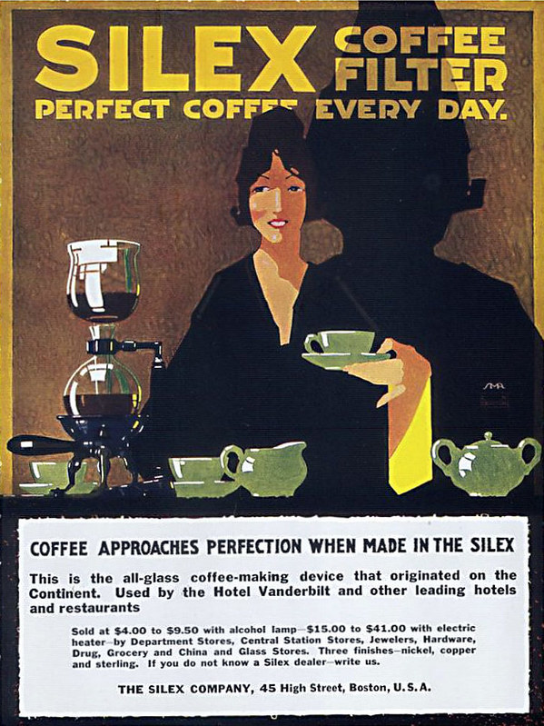 Silex Coffee Filter 1917