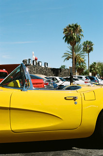 Miracle Mile Car Show