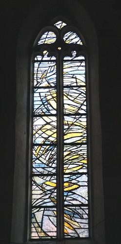 Fenster südliches Schiff, Günter Grohs, Wernigerode