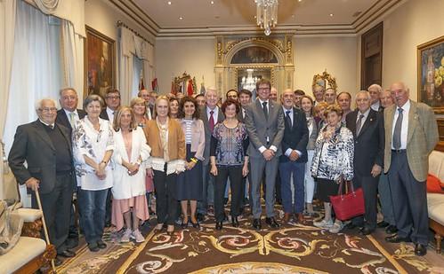 Homenaje a Pilar Redondo, SECOT Álava